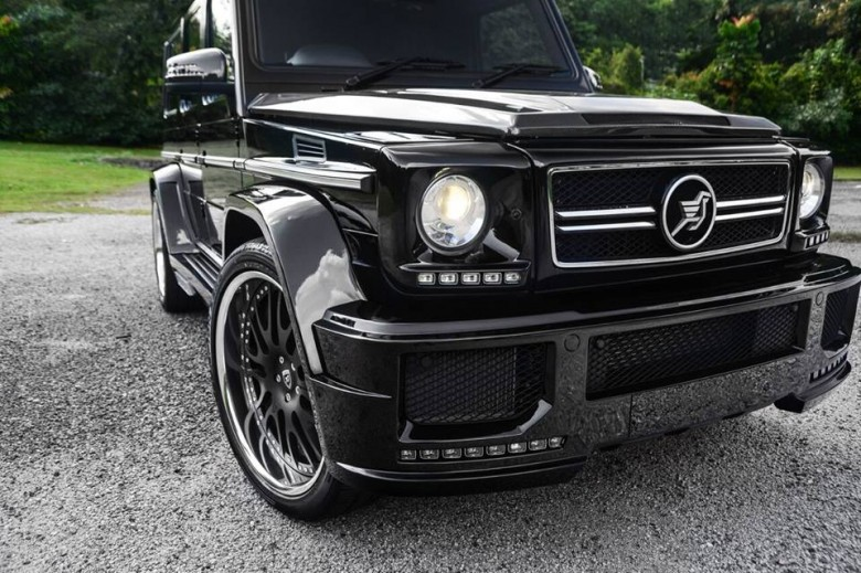 Photo Gallery: Hamann Mercedes G63 Spyridon Is a Mean Machine