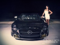 Mercedes SLS by MEC Design – Photo Gallery