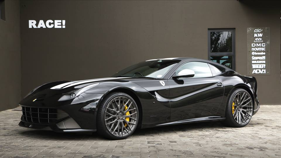 Ferrari B12 Berlinetta Visual Upgrades By Race Carz Tuning