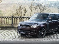 Range Rover RS with Full Visual Tweaks from Kahn Design