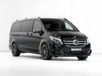 This Darth Vader-Like Brabus Mercedes V250 Needs No Introduction