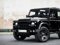 "Land Rover Defender ""The End"" Edition by Kahn Design Is a Rare Sight"