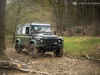 Land Rover Defender Nakatanenga by Carlex Design