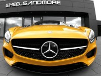 Mercedes AMG GT Startrack by Wheelsandmore