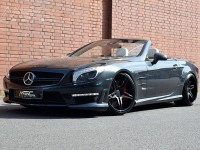 Mercedes SL63 AMG by MEC Design Looks Insane