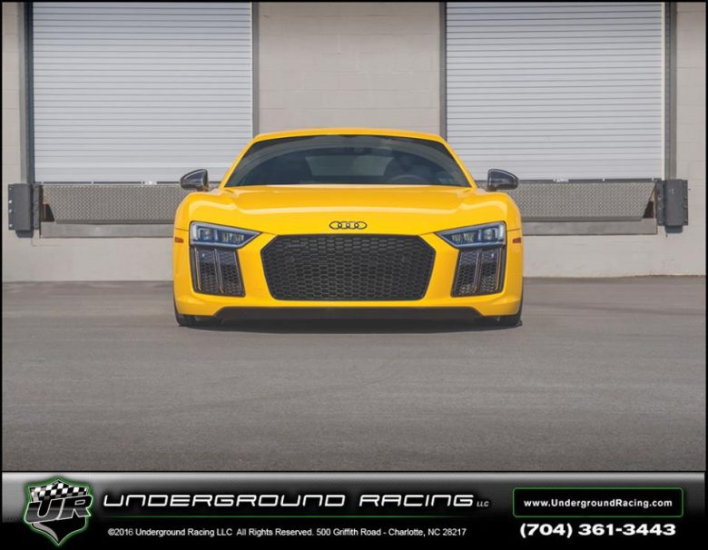 "2017 Audi R8 Gets an ""X"" Treatment from Underground Racing"