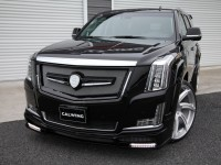 Cadillac Escalade by Calwing Is a Real Beast