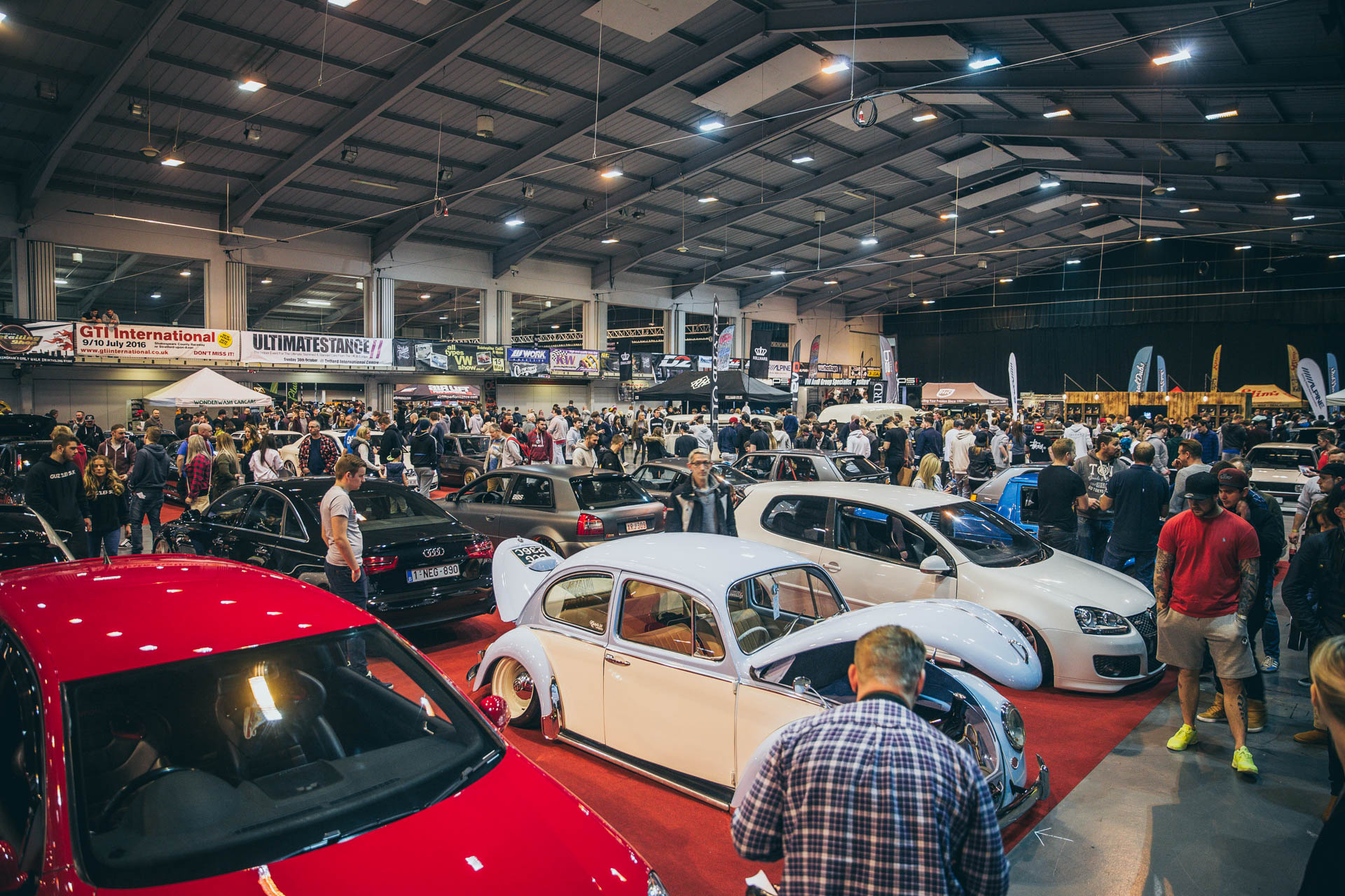 Ultimate Dubs show at Telford International Centre