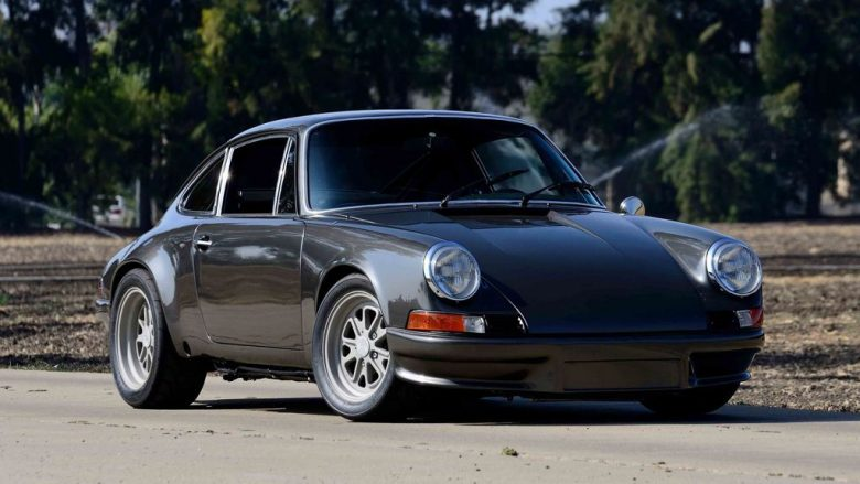 Joint Venture Bisimito Engineering & McKenna Porsche Puts This 1980 Porsche 911BR out for Sale