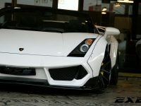 Liberty Walk Lamborghini Gallardo Spyder by EXE Looks Eye-Catching