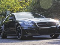 Mercedes CLS Limited Edition by Mansory Kicks Off
