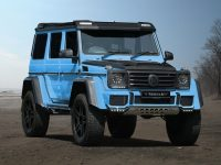 Mercedes G500 4×4 by Mansory Kicks Off