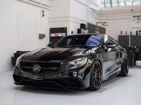 Mercedes S63 Coupe by Platinum Cars Is a Real Mafia Car