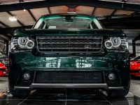 Range Rover Westminster Edition Packs One-Off Kahn Wide Kit