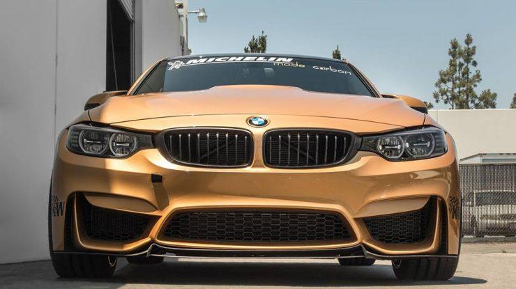 BMW M3 by EAS Looks Pretty Hot