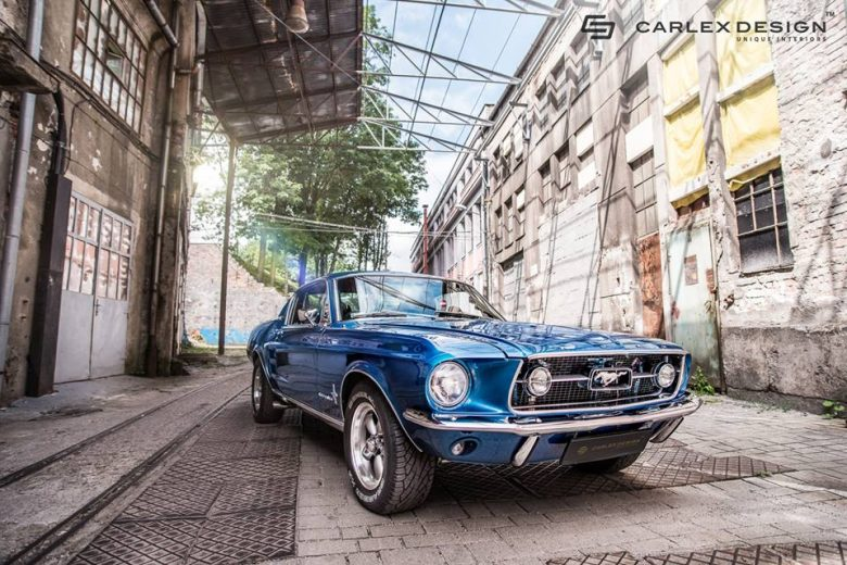 Behold Carlex Design`s Impressive 1967 Ford Mustang