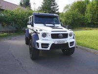 Mansory Gronos Mercedes G500 4×4 Looks All-mighty and Powerfull