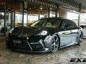 Porsche Panamera with Outrageous Mansory Kit Pops-Up on the Web