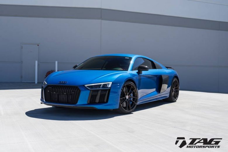 2017 Audi R8 V10 Plus by TAG Motorsports Is Something that You Won`t Forget that Easy