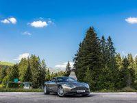 Switzerland: Aston Martin DB11 Plays Hard to Get in Photo Session