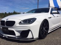 BMW 6-Series Gran Coupe by Wald International Is a Real Blast