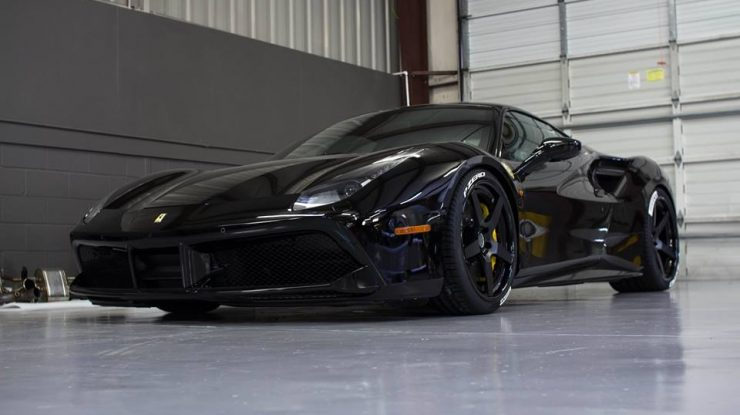 Ferrari 488 by AWT Is the Outmost GTB Ever Custom-Built