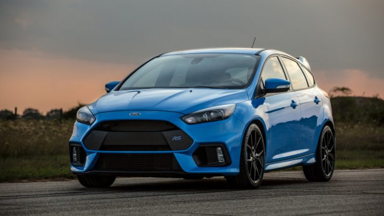Hennessey Teases Ford Focus RS with Impressive Power