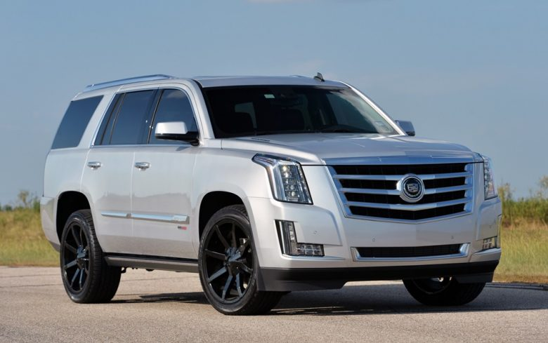Hennessey Powers-Up Cadillac Escalade beyond Recognition | Carz Tuning