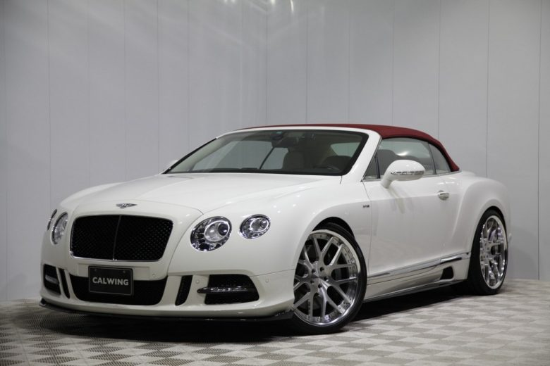 Bentley Continental GT Gets Smashing Mansory Design from Calwing