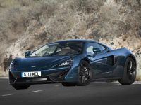 Pacific Blue McLaren MSO 570GT Special Model Is ready for the Parade