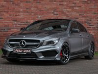Mercedes-AMG CLA 45 Facelift by SR Sounds More Powerful