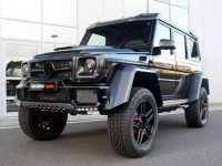 Mercedes G500 4×4 Gets Brabus Interior Highlights