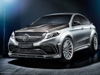 Video: Mercedes GLE Coupe by Hamann Packs Impressive Power