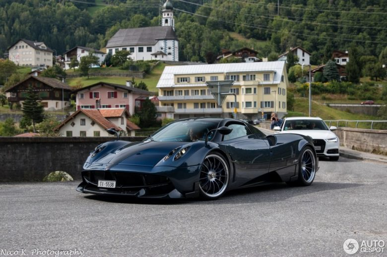 Pagani Huayra Futura Is One Rare Supercar
