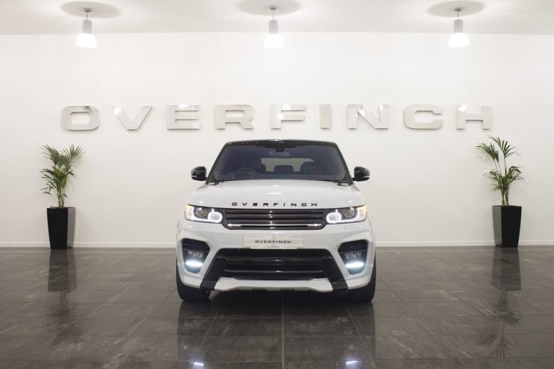 Range Rover Sport by Overfinch Is a really Expensive SUV