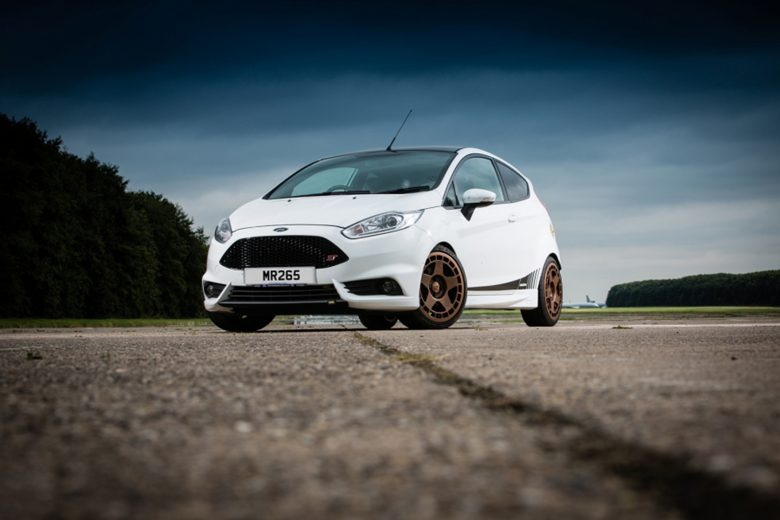 Ford Fiesta ST Gets Significant Power Upgrades from Mountune
