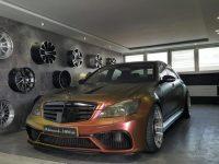 Chameleon Mercedes-Benz S-Class with Prior Design`s Kit looks Smashing