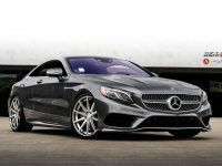 "Mercedes S550 Coupe with RENNtech Wheels Is a Real ""Aristocrat"" Sports Car"