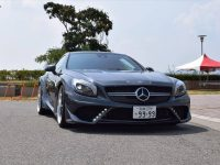 Mercedes SL63 AMG by VITT Squalo Looks Smashing in Grey