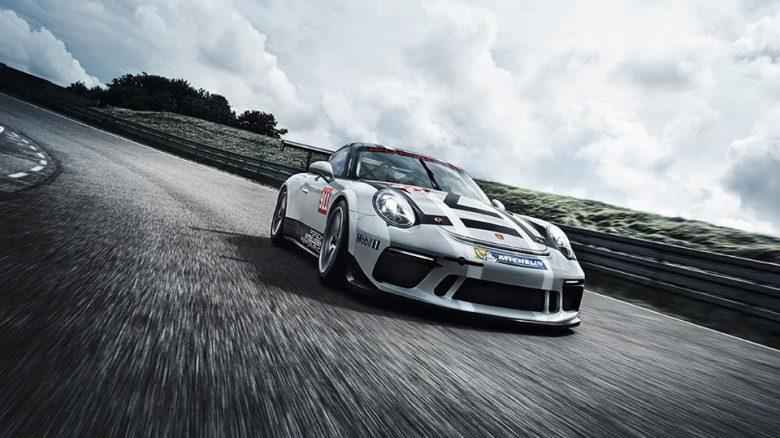 Video: Porsche 911 GT3 Cup Officially Announced