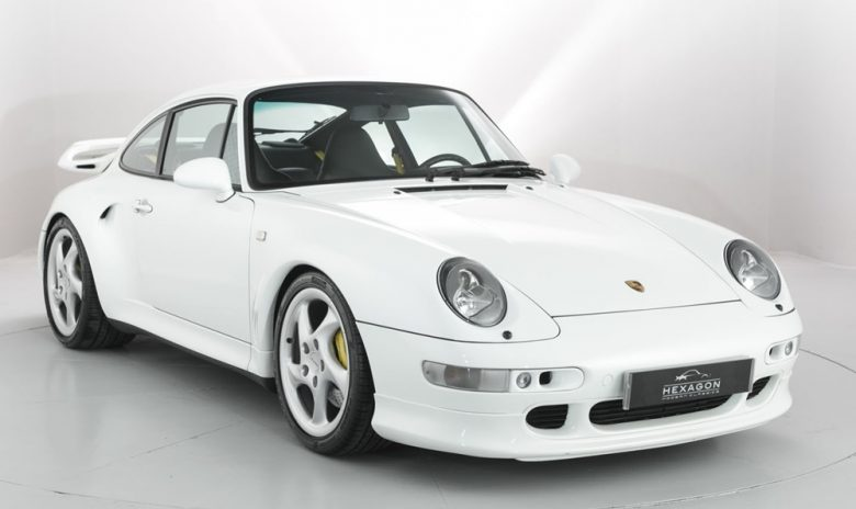 Eye-Candy Porsche 993 Turbo X50 Is up for Grabs
