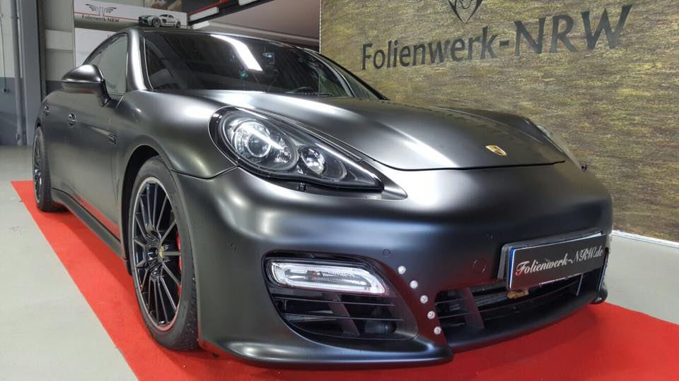 The Stuttgart Based Porsche Carmaker Has Restyled And Refined Entire Face Of All New Panamera In Its Form Managing To Release Most