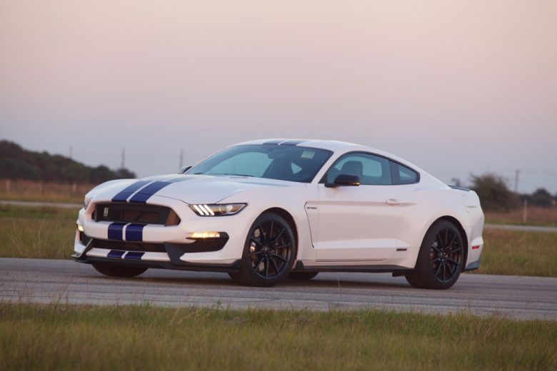 Shelby GT350 HPE800 by Hennessey Is a Real Beast