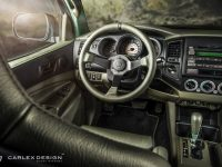 Toyota Takoma with Interior Tweaks from Carlex Design