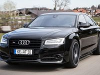 ABT Sportsline Feeds Audi S8 Plus with Impressive Juice