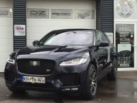 Jaguar F-Pace with New Exhaust Courtesy of TVW Car Design