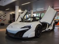 McLaren 675LT Spider Gets Photo Session