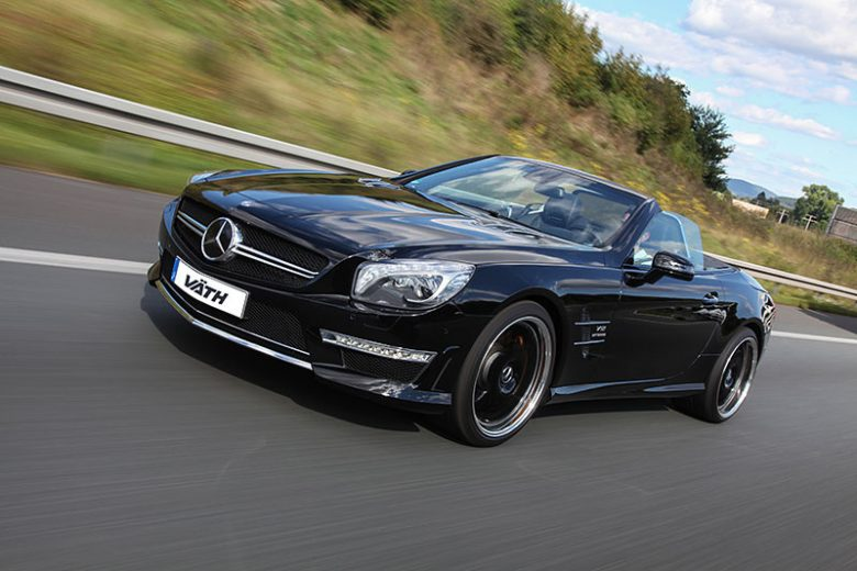 Mercedes-Benz SL65 AMG with Power Upgrade by VATH
