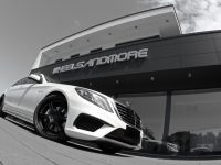 Mercedes S63 AMG with Big Bang Treatment by Wheelsandmore
