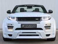 Media Gallery: Range Rover Evoque Cabiolet by Hamann is a Blast